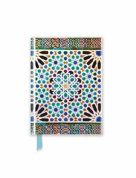 portada Alhambra Palace (Foiled Pocket Journal) (Flame Tree Pocket Books)
