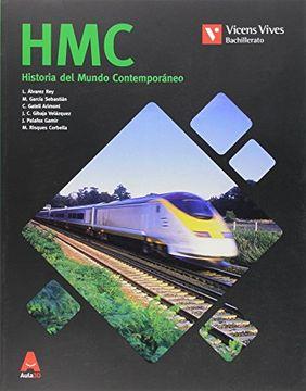 portada Hmc (Historia Mundo Contemporaneo Bach) Aula 3d - 9788468230566