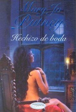 portada Hechizo de boda (Titania luna azul)