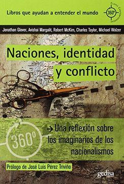 portada Naciones, Identidad y Conflicto