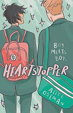 portada Heartstopper Volume one (libro en Inglés)