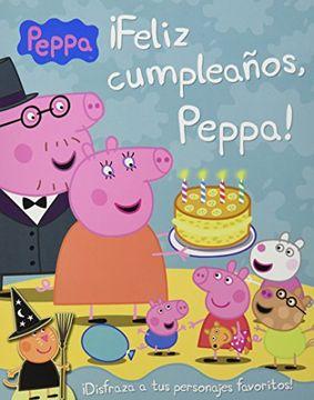 portada Feliz Cumpleaños, Peppa!