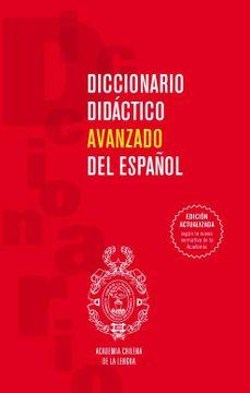 portada Diccionario Didáctico Avanzado 2º Edición