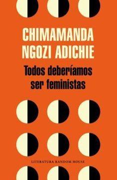 portada Todos Deberíamos ser Feministas
