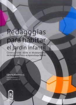 portada Pedagogias Para Habitar el Jardin Infantil (Mafa)