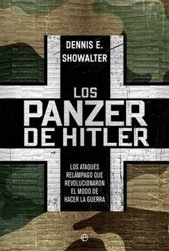 portada Los Panzer de Hitler
