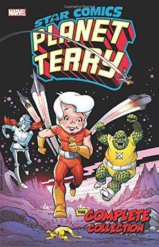 portada Star Comics Planet Terry Complete Collection (libro en Inglés)