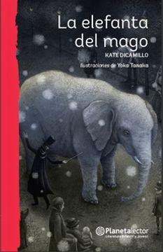 portada La Elefanta Del Mago