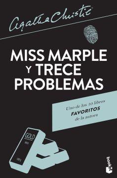 portada Miss Marple y Trece Problemas