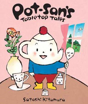 portada pot-san's tabletop tales