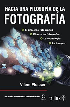 portada Hacia una Filosofia de la Fotografia