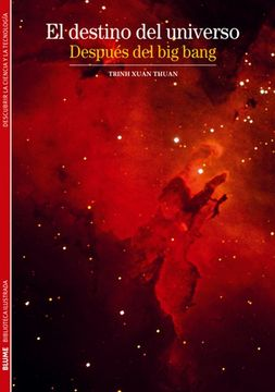 portada El Destino del Universo: Despues del big Bang