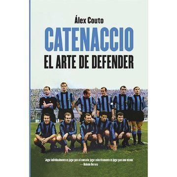 portada Catenaccio: El Arte de Defender
