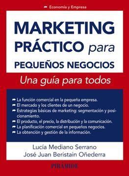portada Marketing Práctico Para Pequeños Negocios