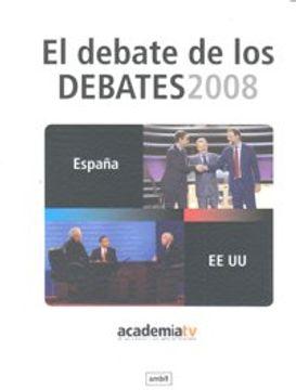 portada el debate de los debates 2008