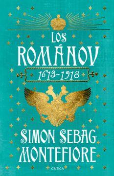 portada Los Románov 1613 - 1918 / pd.
