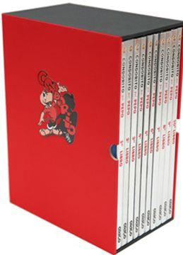 portada Los Primeros 10 Libros de Condorito (Coleccion Facsimilar) (Td)