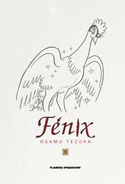 portada Fénix - Número 9, Nueva Edición (Colección Trazado)