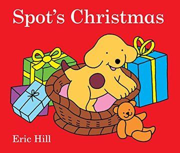 portada Spot's Christmas (libro en Inglés)