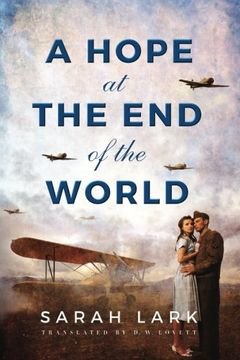 portada A Hope at the end of the World (libro en inglés)
