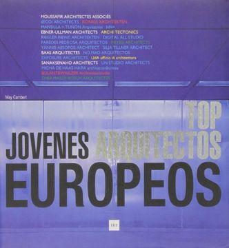 portada Top jovenes arquitectos europeos