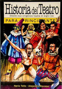 portada Historia del Teatro