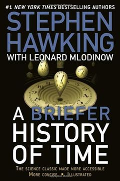 portada A Briefer History of Time: The Science Classic Made More Accessible (libro en Inglés)