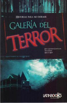 portada Galeria del Terror