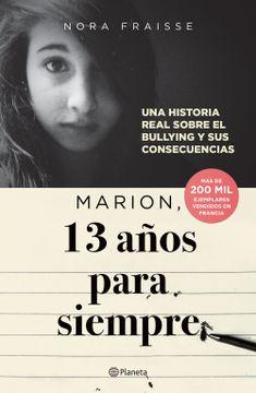 portada Marion, 13 Años Para Siempre