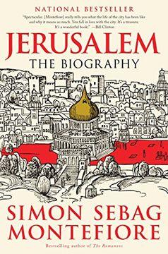 portada Jerusalem: The Biography (libro en Inglés)