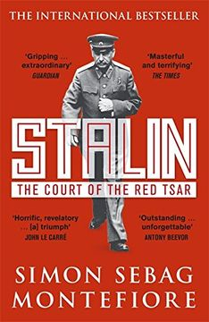 portada Stalin: The Court of the Red Tsar