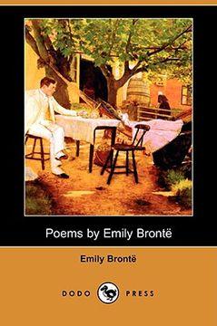 portada poems by emily bronte (dodo press)