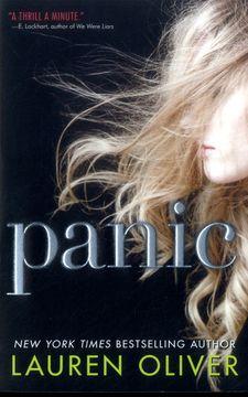 portada Panic (libro en Inglés)