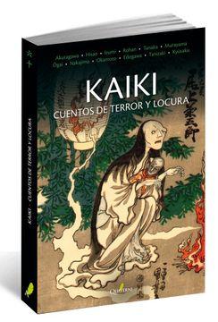 portada Kaiki: Cuentos de Terror y Locura