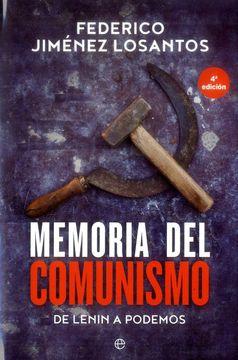 portada Memoria del Comunismo