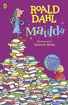 Libro Matilda (libro en Inglés), Roald Dahl, ISBN 9780141365466. Comprar en Buscalibre