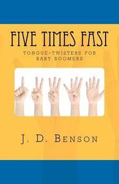 portada five times fast