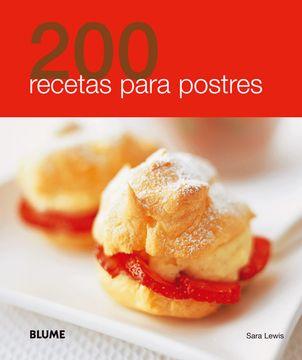 portada 200 Recetas Para Postres