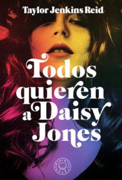 portada Todos Quieren a Daisy Jones