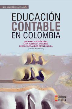 portada Educación Contable en Colombia
