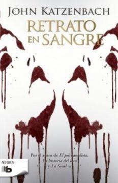 portada Retrato en Sangre