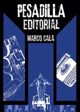 portada PESADILLA EDITORIAL