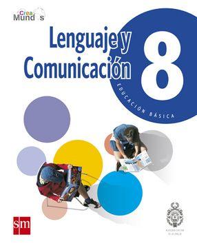 portada Texto Lenguaje 8° Básico
