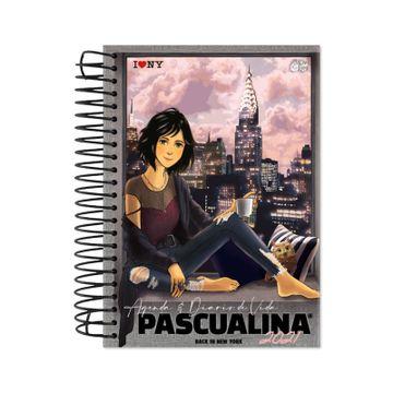 portada Agenda 2021 Pascualina Back in new York