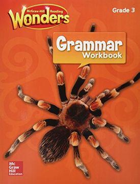portada Wonders Grammar Workbook gr. 3