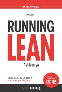 portada Running Lean: Cómo Iterar de un Plan a a un Plan que Funciona