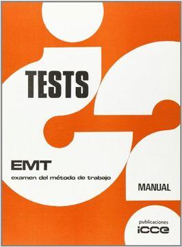 portada EMT, Examen del Método de Trabajo: manual