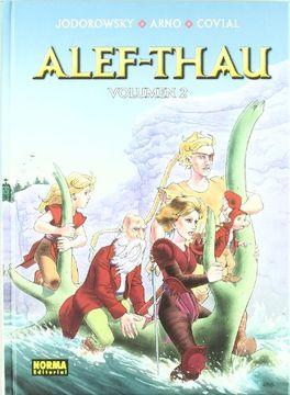 portada Alef-Thau Integral Vol. 2
