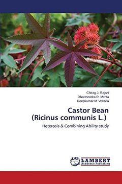 portada Castor Bean (Ricinus communis L.)