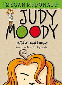 portada Judy Moody Está de mal Humor